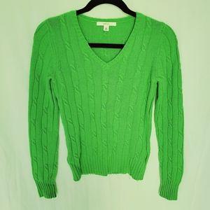 3for$20 Merona chunky wool blend v-neck sweater